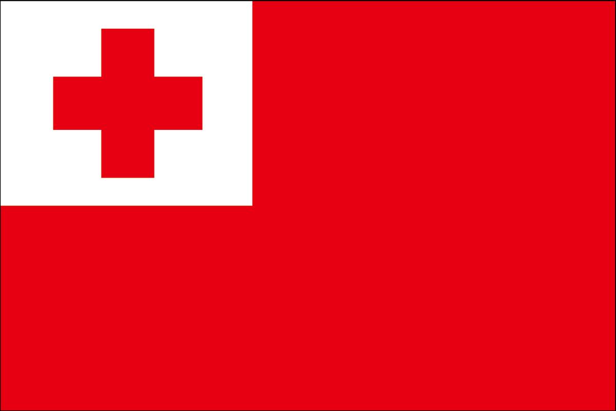 トンガの国旗