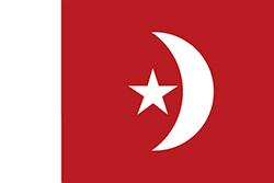 ウンム・アル=カイワインの旗
