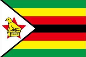 ジンバブエの国旗