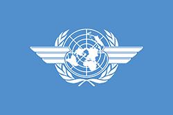 ICAOの旗