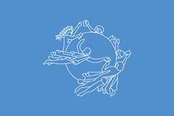 UPUの旗