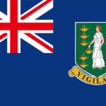 イギリス領ヴァージン諸島の旗