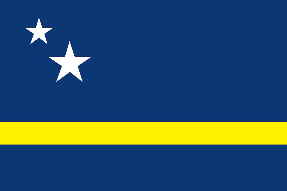 キュラソー島の旗