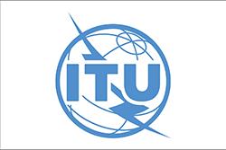 ITU.の旗