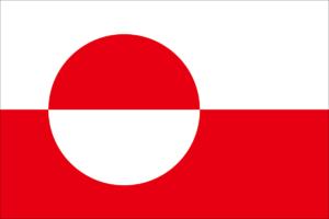 グリーンランドの旗