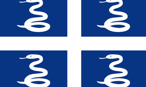 マルティニーク島の旗