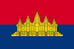 カンボジア国旗の変遷1989-1991