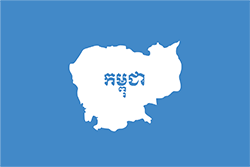 カンボジア国旗の変遷1992-1993