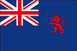 ケニアの国旗1921–1963