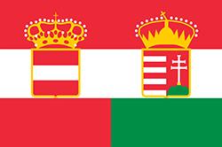 オーストリア=ハンガリー帝国時代の国旗
