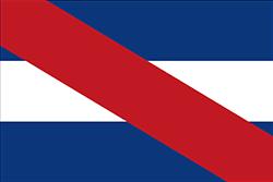ウルグアイ国旗の変遷1815-1817