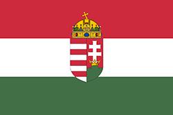 ハンガリーの国旗1919-1946