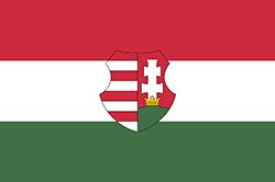 ハンガリーの国旗1946-1949