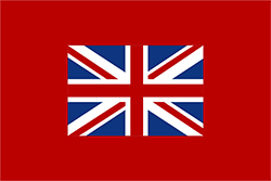ケニアの国旗1893–1920