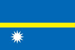 ナウルの国旗