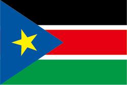 南スーダの国旗