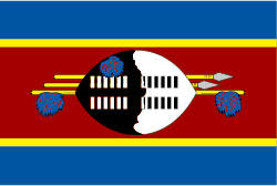 エスワティニ王国の国旗