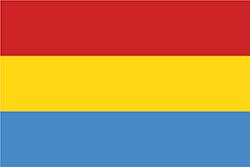ミランダ三色旗1801年