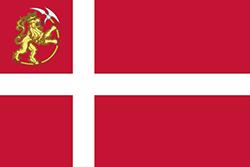 ノルウェー旗 (1814-1821)