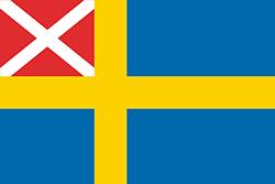 ノルウェーで使用された旗1818-1844