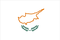 制定直前の1960年4月から8月まで使われた旗