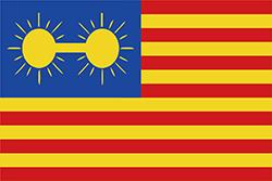 提案されたパナマ国旗