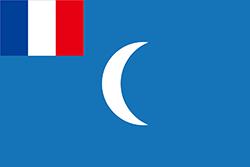 フランス委任統治領シリアの旗 (1920~1922年)