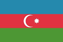 アゼルバイジャン国旗の変遷1918〜1920年