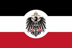ドイツ保護領カメルーンの旗(1885~1916年)