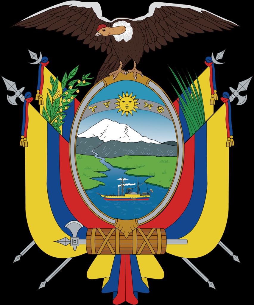 エクアドルの国章