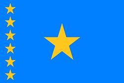 コンゴ民主共和国国旗の変遷2003年 - 2006年