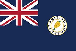 イギリス領カメルーンの旗 (1922年-1961年)