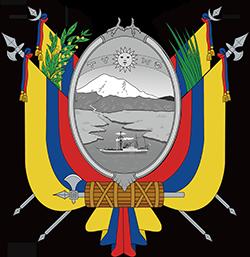 エクアドルの国章04