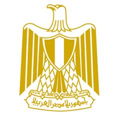 エジプト国旗-鷲