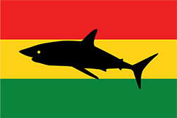 アベママ王国の旗(1889年〜1892年)