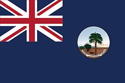 イギリス領時代の旗(1903~1961年)