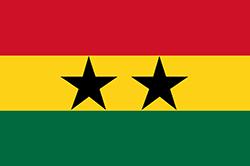 アフリカ諸国連合の旗(1958~1961年)