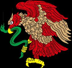メキシコ-鷲