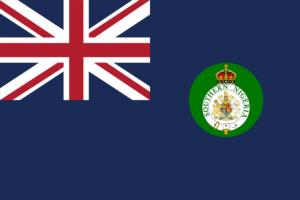 南部ナイジェリアの保護領の旗(1900~1914年)