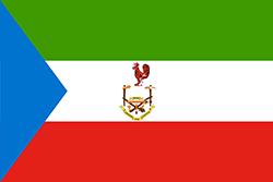 赤道ギニア国旗の変遷1973~1979年