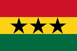アフリカ諸国連合の旗(1961~1962年)