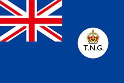 パプアニューギニア国旗の変遷1914〜1949年