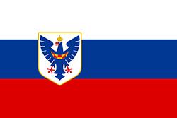 スロベニアの国旗(1943~1945年)