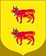 アンドラの紋章-ベアルン子爵