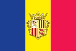 アンドラ国旗の変遷(1939〜1949年)