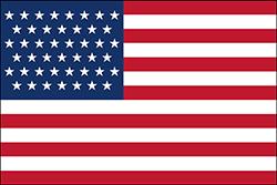 星45の星条旗