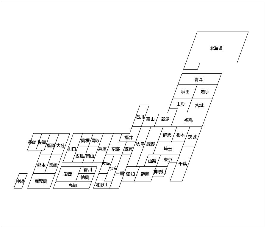 無料 白地図 無料 : Pascal's Triangle
