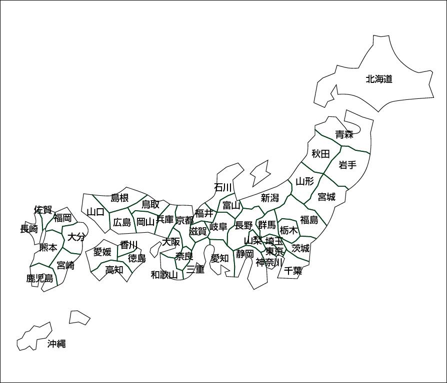 日本地図の画像 p1_22
