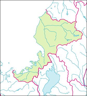 県名・県庁所在地点なし 県名・県庁所在地点あり 福井県白地図 県名... 福井県の地図・白地図