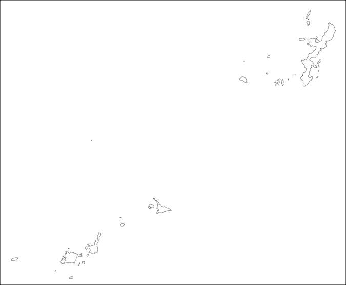 無料 白地図 無料 : 白地図 宮城県地図素材 [日本 ...